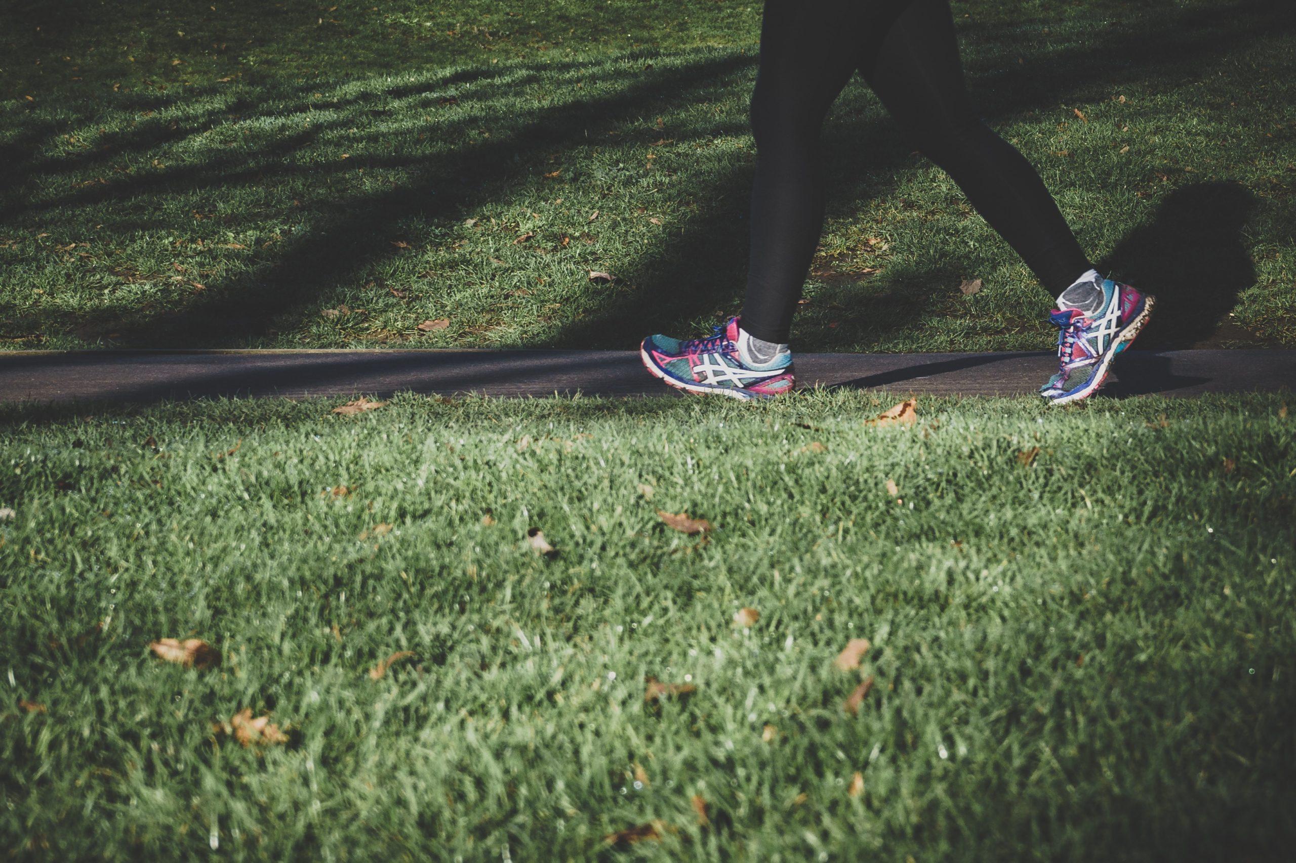 walk faster