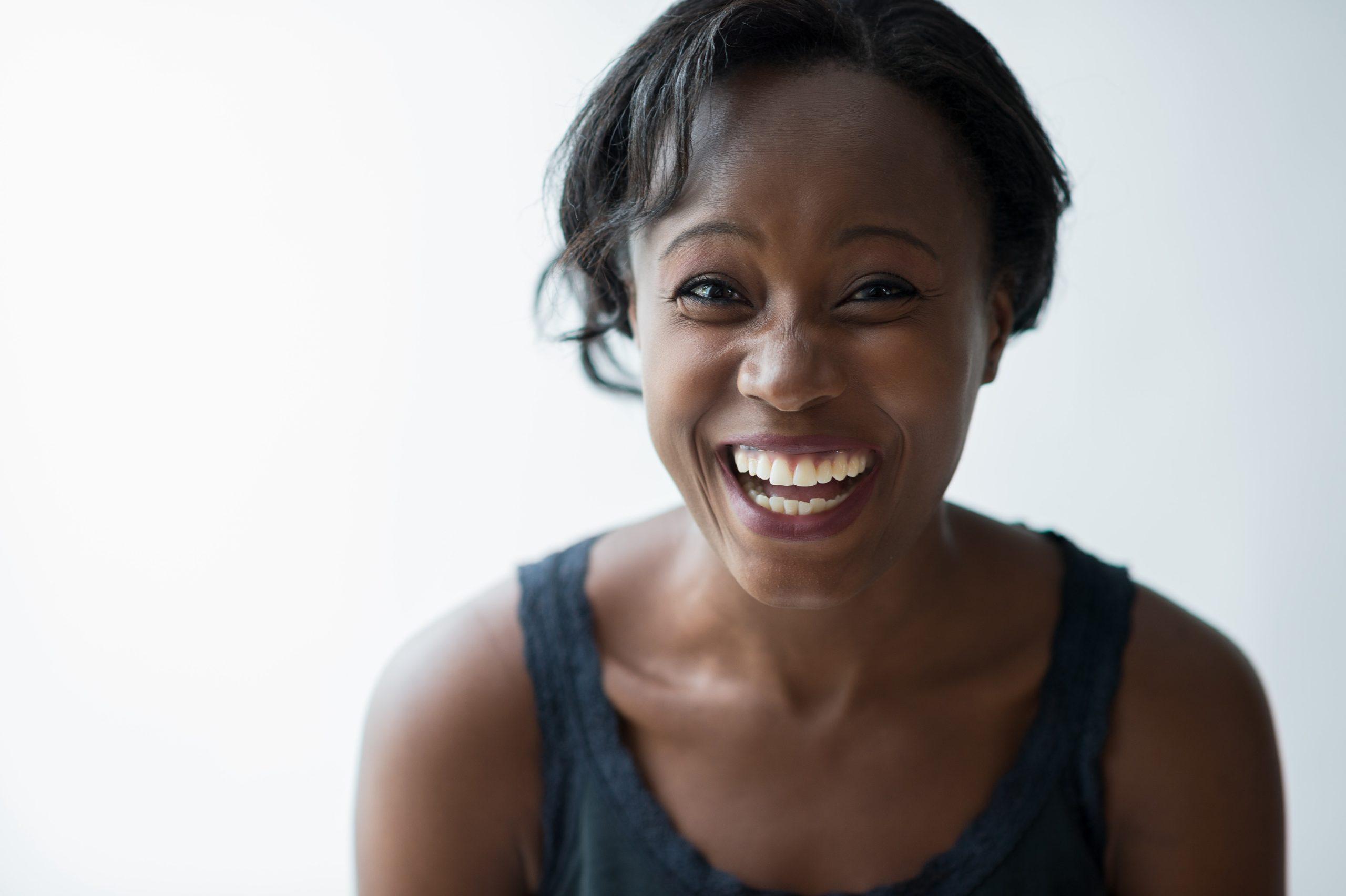 smiling woman 2